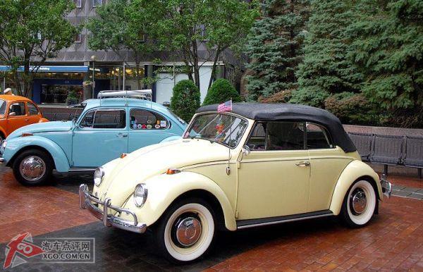 1967大众甲壳虫 -经典老车回顾 10款曾经辉煌一时的车型高清图片