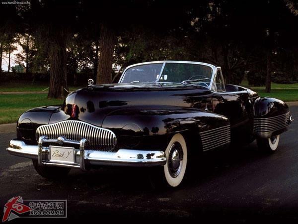 世界第一辆概念车图赏 汽车界1938年的梦想之作高清图片