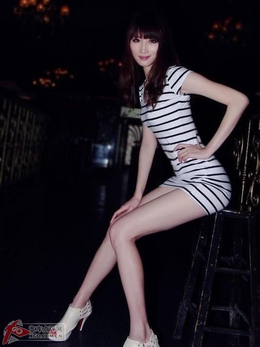 2011广州车展起亚展台模特抢先报