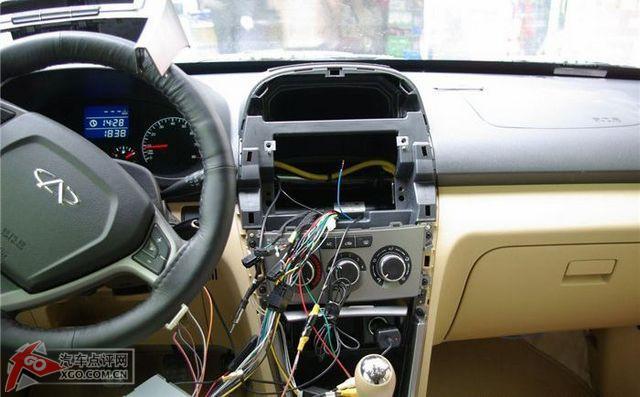 汽车dvd和行车记录仪接线图