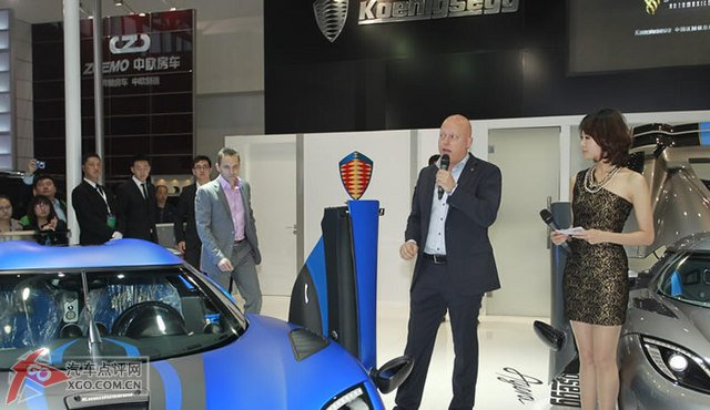 有望成为新的量产车速度记录保持者 柯尼塞格agera r 2013高清图片