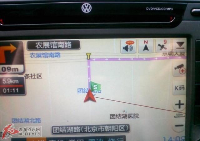 怡利导航电路图