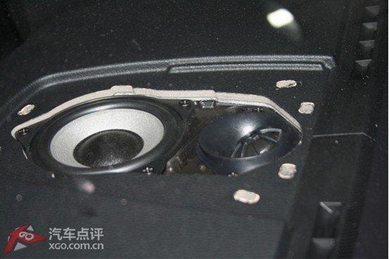 宝马525li音响改装无损升级jas宝马专车专用
