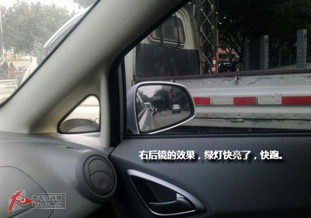新赛欧1.4优逸版提车感受高清图片