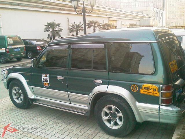 三菱 猎豹CJY6470E 2.4帕杰罗 三菱家族 越野e族高清图片