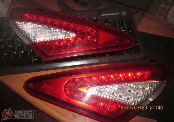 奇瑞a3论坛两箱奇瑞a3完美4刹车灯4示宽灯双倒车灯双雾灯自动切换更新