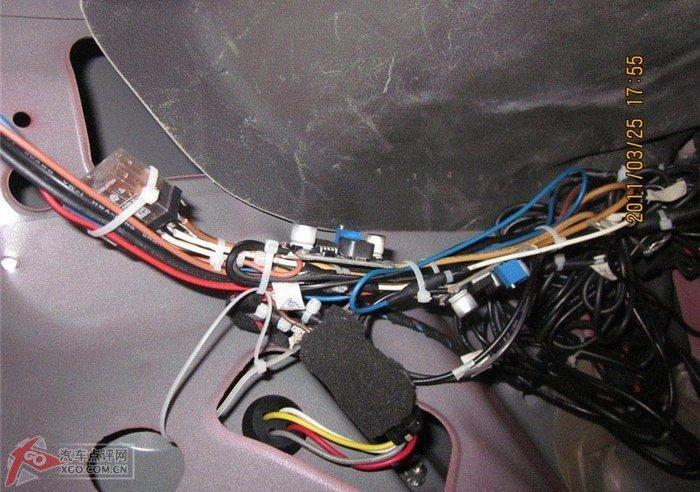 电动车刹车灯不亮原因:线路故障导致