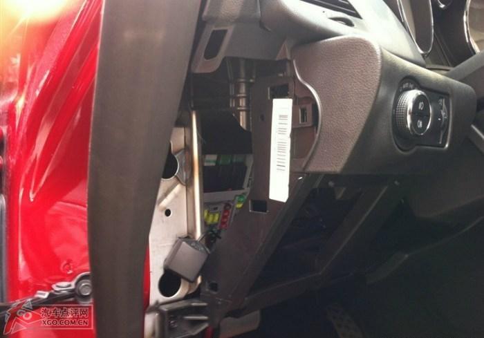 雷达预警+固定测速+行车记录仪安装作业接acc电路