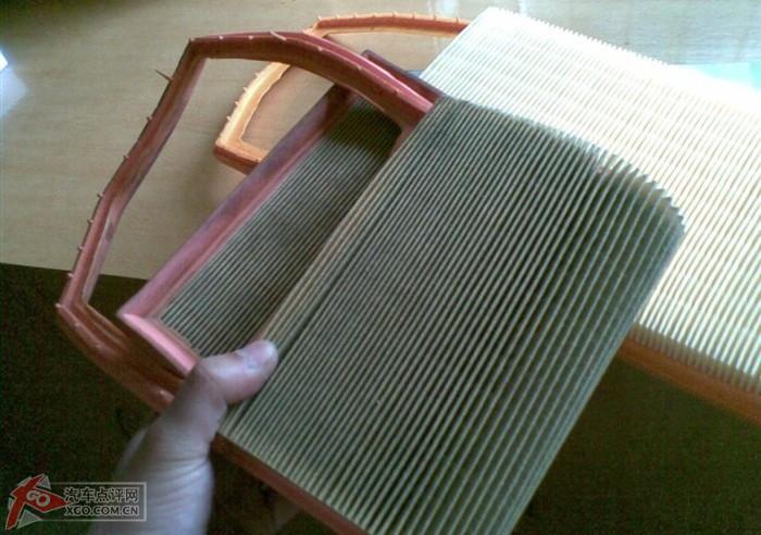 的空调滤芯,这次购买空调滤芯是实在受不了空调里面随着自然高清图片