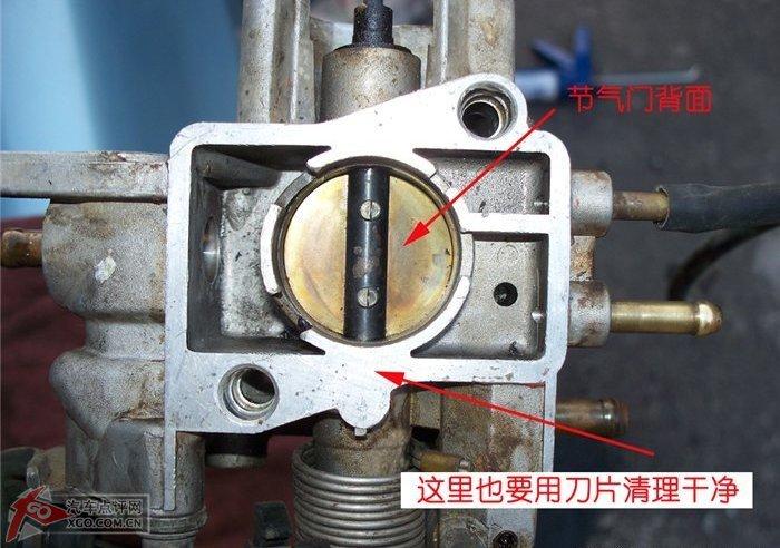 汽车水箱电机接线图