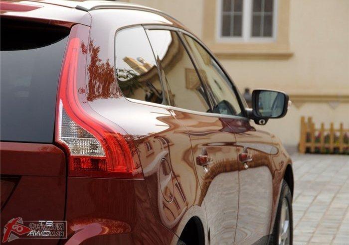 试驾沃尔沃XC60 沃尔沃XC60论坛 XGO汽车点评网 -试驾沃尔沃XC60高清图片