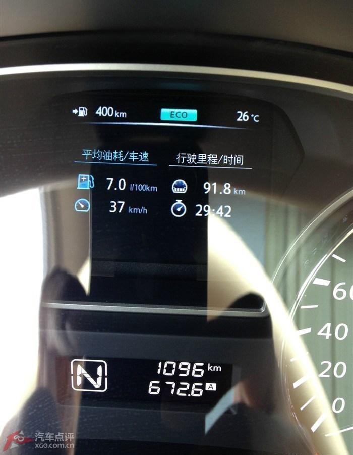 新世代天籁2.0 舒适版购车作业及改氙气灯图片