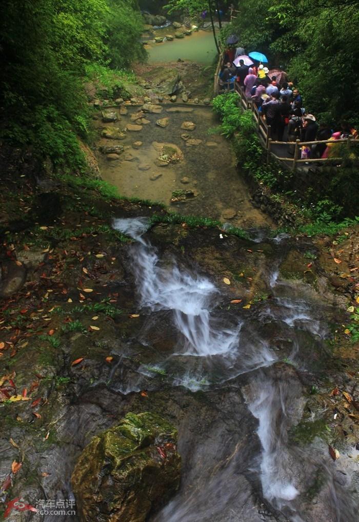 单车自驾重庆万盛 石林与黑山谷