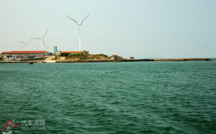 2014游记威海鸡鸣岛