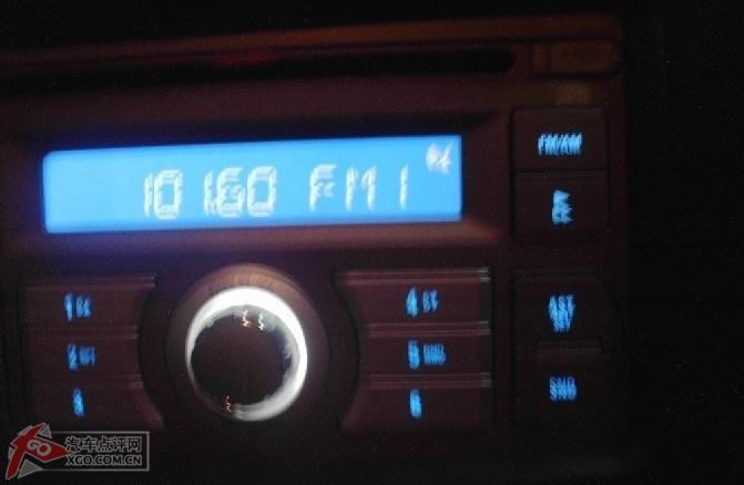 吉利金刚装帝豪CD机 看图分享 吉林车友会