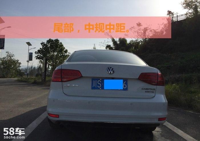 2017款新速腾1.4t手动豪华版提车作业