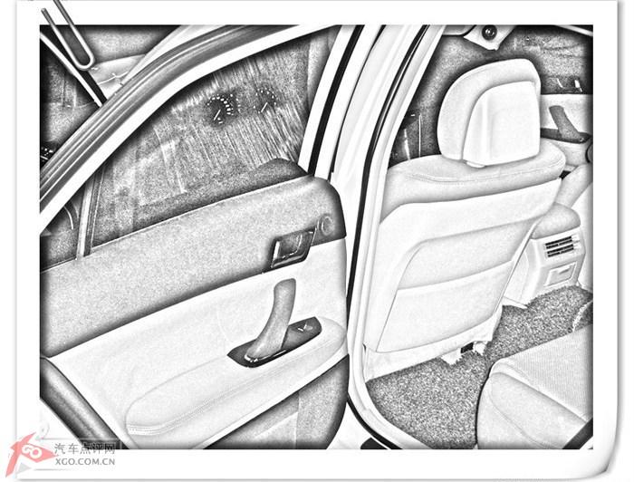 老锐志改色 轮毂 座椅 内饰高清图片