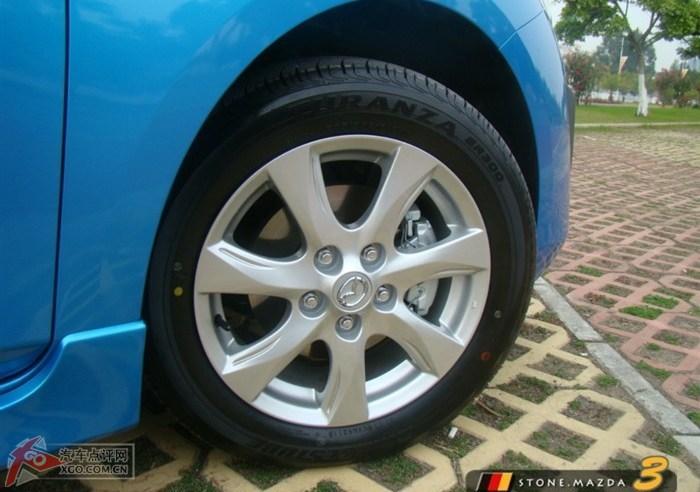 马自达3星骋两厢晴空蓝2.0AT迟到的作业 马自达3论坛 XGO汽车点评高清图片