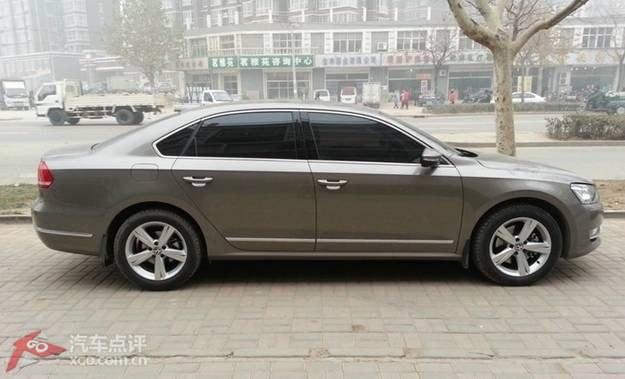 本田雅阁和上海大众新帕都在我最初的购车计划表中