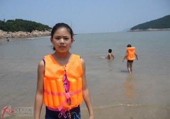 松兰山海滨浴场,象山影视城,中国渔村二日自驾游