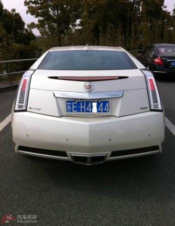 coupe提车作业_凯迪拉克cts论坛