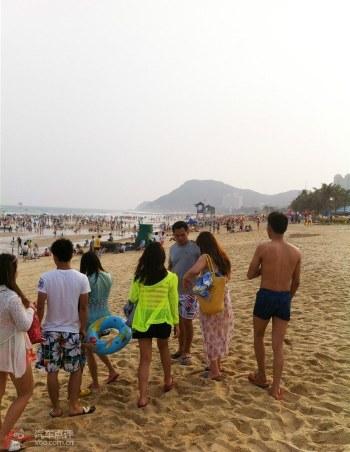 阳光,沙滩,美食,比基尼,阳江海陵岛我们来了!